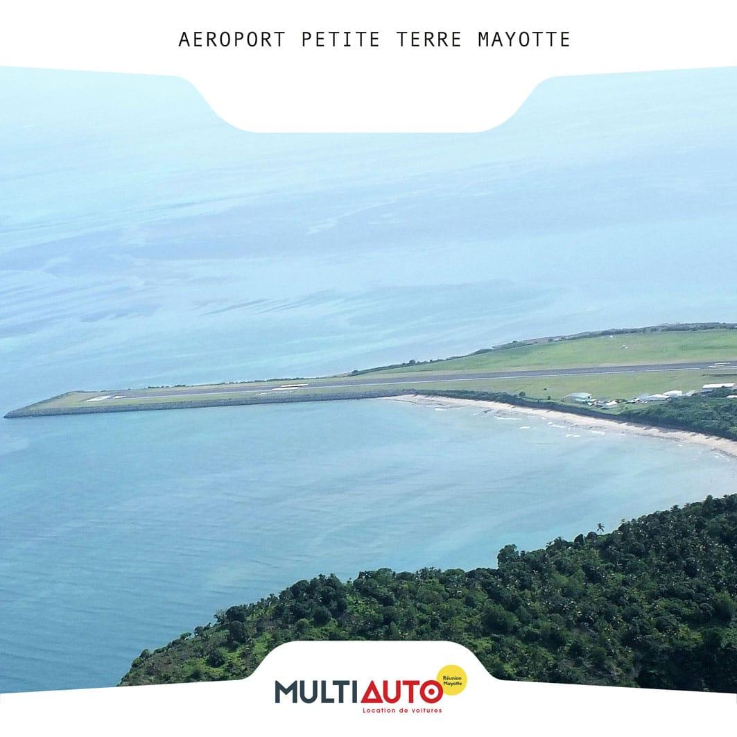 Location voiture aéroport Mayotte - Agence à Petite-Terre