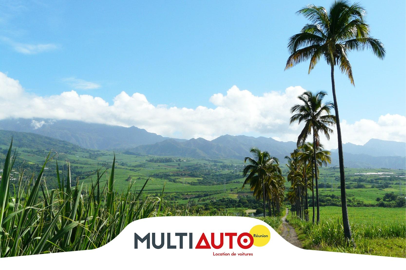 Location voiture à Saint-André de La Réunion