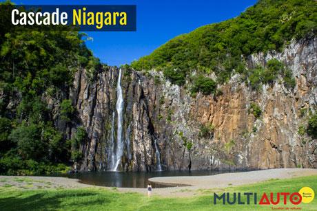 Site naturel à voir à La Réunion : Cascade Niagara