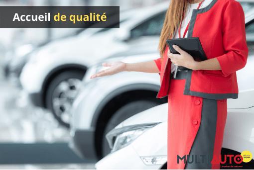 Le service humain est primordial à MultiAuto.