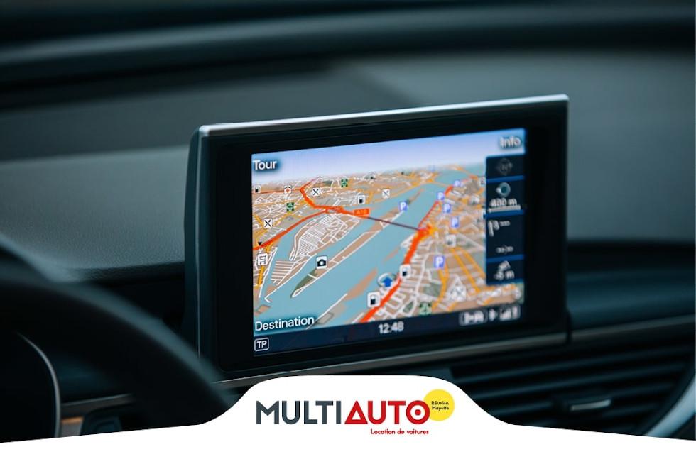 Carte ou GPS lors d'un voyage à La Réunion ? Que recommande MultiAuto, leader dans le domaine de la location voiture à La Réunion.