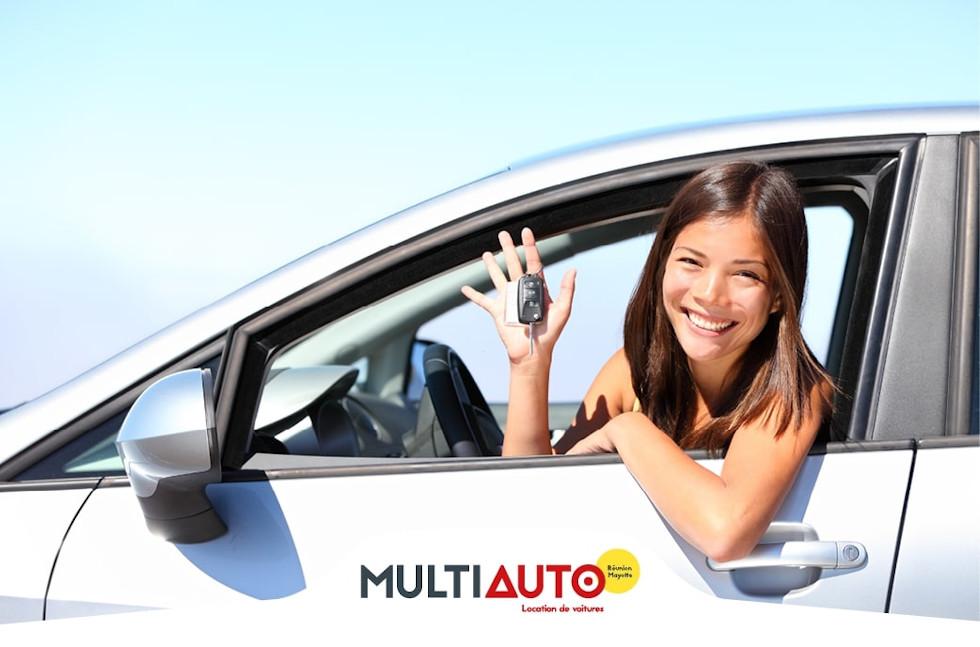 MultiAuto est le leader de la location voiture à La Réunion !
